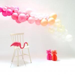 Гирлянда из воздушных шариков Organic versions