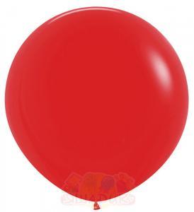 Большие красные шары