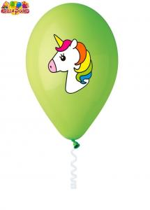"""Воздушные шары """" День Рождения Единорог """""""