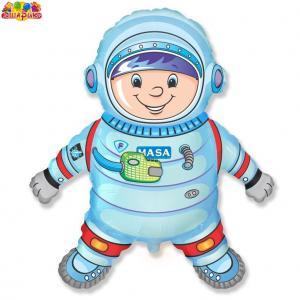 Воздушный шар с гелием Космонавт.