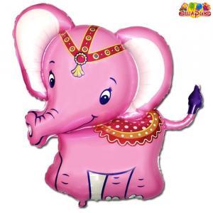 Воздушный шар с гелием Слоненок.