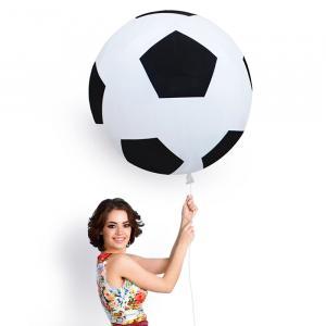 Метровый шар с гелием Футбольный мяч.