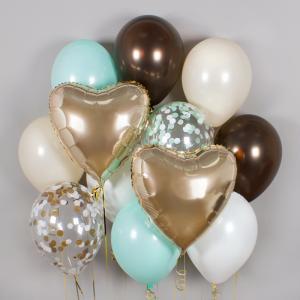 Букет из воздушных шаров Tofee.